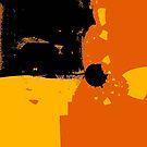 yellow and orange by Albert