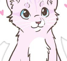 Cat Person Sticker