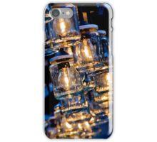 light bulbs iPhone Case/Skin