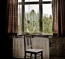A lost chair by soundsilencebe