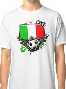Soccer Fan Italy Classic T-Shirt
