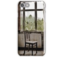 A lost chair iPhone Case/Skin