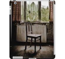 A lost chair iPad Case/Skin