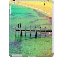 Margaret River Couple iPad Case/Skin