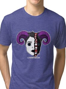LucidScreams Demon Tri-blend T-Shirt