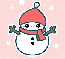 Cute Snowman by sugarhai