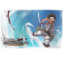 Attack on Titan 06 Poster