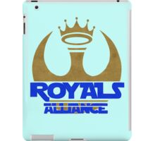 ROYALS ALLIANCE BLUE!! iPad Case/Skin