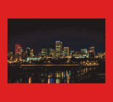 Edmonton, Alberta, Canada One Piece - Long Sleeve