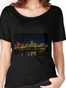 Edmonton, Alberta, Canada Women's Relaxed Fit T-Shirt