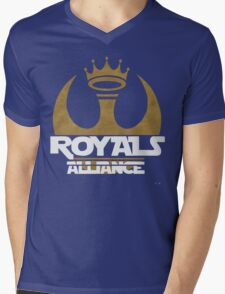 STAR WARS DAY AT THE K Mens V-Neck T-Shirt