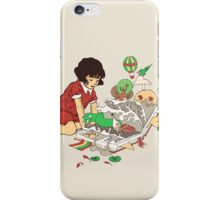 Story Book iPhone Case/Skin