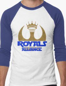 ROYALS ALLIANCE BLUE!! Men's Baseball ¾ T-Shirt