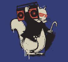 Boombox squirrel T-Shirt