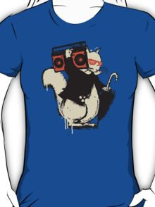Boombox squirrel T-Shirt