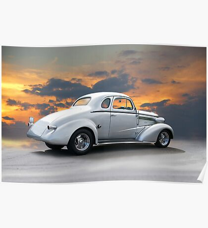 1937 Chevy Coupe Poster