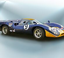 1969 Lola T7 IR by DaveKoontz