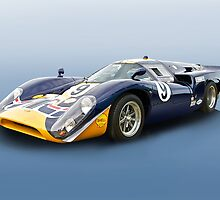 1969 Lola T7 IIL by DaveKoontz
