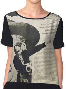 Music From Great Film Classics, Citizen Kane Chiffon Top