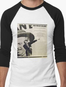Music From Great Film Classics, Citizen Kane Men's Baseball ¾ T-Shirt