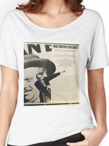 Music From Great Film Classics, Citizen Kane Women's Relaxed Fit T-Shirt