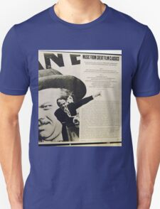 Music From Great Film Classics, Citizen Kane Unisex T-Shirt