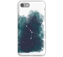 Watercolour Zodiac - Cancer iPhone Case/Skin