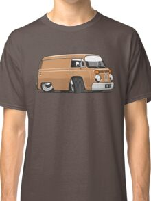 VW T2 van cartoon brown Classic T-Shirt