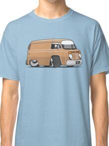 VW T2 van cartoon brown Classic T-Shirt