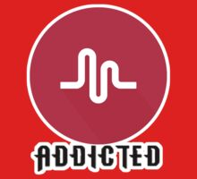 musically addiction Baby Tee
