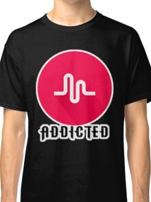 musically addiction Classic T-Shirt