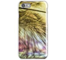 Hiding in the Rain iPhone Case/Skin