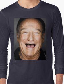 robin williams lol Long Sleeve T-Shirt