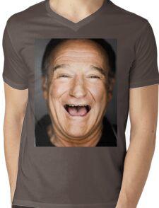 robin williams lol Mens V-Neck T-Shirt