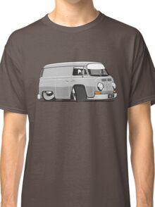 VW T2 van cartoon grey Classic T-Shirt