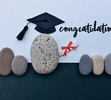 Congratulations - Graduation 02 by garigots