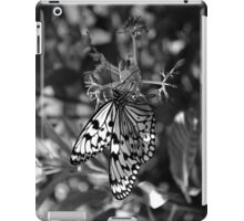 Gray Wings iPad Case/Skin