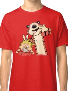Calvin & Hobbes : Blah Blah Blah Classic T-Shirt