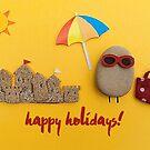 Happy Holidays - Summer by garigots
