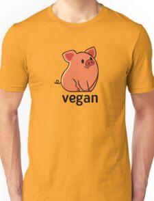 Vegan Pig New Unisex T-Shirt