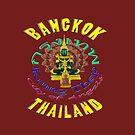 Krung Thep or Bangkok by DAdeSimone