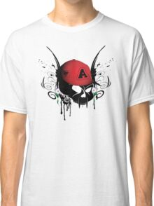 Funny skull Classic T-Shirt
