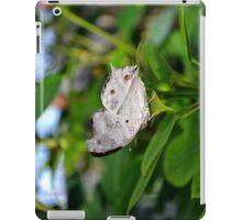 White iPad Case/Skin
