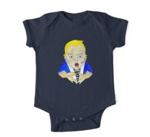 Therber Baby One Piece - Short Sleeve