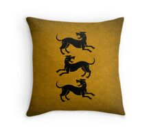 House Clegane Minimalist Throw Pillow