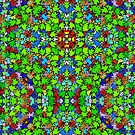 3D COLLIDE-O-SCOPE LEAFY MADNESS! by BYRON