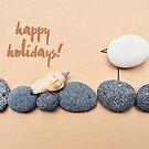 Happy Holidays - Summer Seagull by garigots