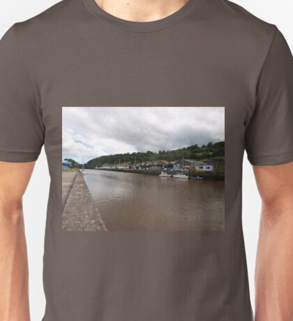 A Long Stretch of Water Unisex T-Shirt