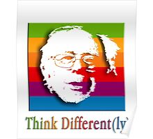 THINK DIFFERENT(LY) Poster