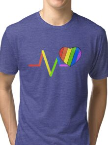 #LoveWins Pulse Orlando Tri-blend T-Shirt
